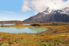 Torres del Paine. Stock Photos