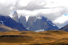 Torres del Paine. Royalty Free Stock Image