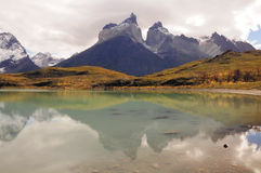 Torres del Paine. Royalty Free Stock Photography