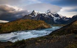 Torres Del Paine image stock