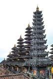 Torres del templo en Bali Fotos de archivo libres de regalías