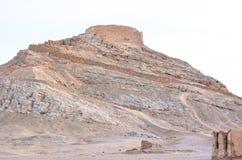 Torres del Zoroastrian del silencio Imágenes de archivo libres de regalías