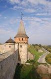 Torres do castelo Foto de Stock Royalty Free