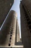Torres do celeiro Imagem de Stock Royalty Free