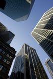Torres do escritório Fotos de Stock Royalty Free