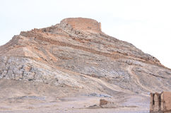 Torres do Zoroastrian do silêncio Imagens de Stock Royalty Free
