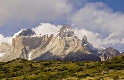 torres för chile delpainenationalpark Royaltyfri Foto