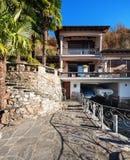 torres för nationell för paine för Amerika chile del hotell huslake södra för park kust för pehoe Royaltyfri Foto