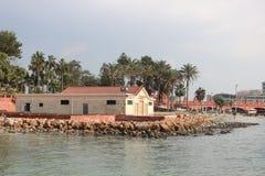 torres för nationell för paine för Amerika chile del hotell huslake södra för park kust för pehoe Royaltyfri Bild