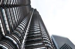 Torres gemelas de Petronas Foto de archivo libre de regalías