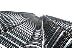 Torres gemelas de Petronas Imagen de archivo