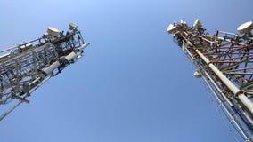 Torres móviles Imagen de archivo