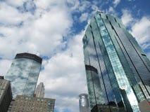 Torres modernas Foto de Stock Royalty Free