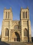 Catedral de Bristol fotografia de stock