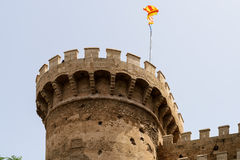 Torres (Towers) de Quart In Valencia. City Royalty Free Stock Photography