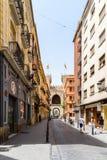 Torres (Towers) de Quart In Valencia Stock Photo