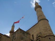 Torres turcas imagen de archivo