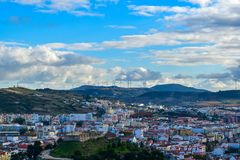 Torres Vedras - le Portugal Images libres de droits
