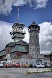 Torres velhas e novas Imagens de Stock Royalty Free