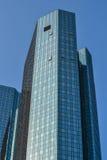 Torres vidriosas de la oficina Fotos de archivo libres de regalías