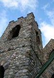 Torreta de la capilla Fotografía de archivo