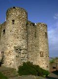 Torreta do castelo Imagens de Stock Royalty Free