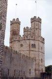 Torreta do castelo Fotografia de Stock Royalty Free