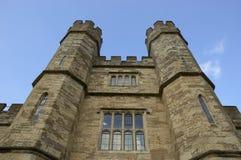 Torretas de Leeds Castle Foto de archivo libre de regalías