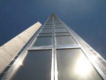 Torretta alta dell'ufficio corporativo Immagini Stock