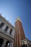 Torretta alta a Venezia, Italia Fotografie Stock