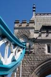 Torretta Bridge1 Fotografie Stock Libere da Diritti