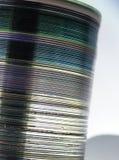 Torretta CD fotografie stock libere da diritti