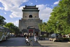 Torretta centrale del asse-Tamburo del ¼ del ï di corsa di Pechino immagine stock libera da diritti
