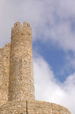 torretta del castello Fotografie Stock Libere da Diritti