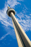 Torretta del CN a Toronto Immagini Stock Libere da Diritti