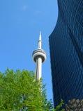 Torretta del CN, Toronto Fotografia Stock Libera da Diritti
