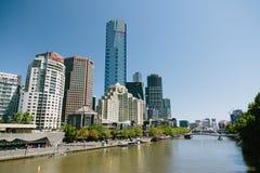 Torretta del Eureka, Melbourne Fotografie Stock