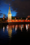 Torretta del Kremlin Fotografia Stock