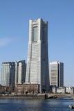 Torretta del limite di Yokohama Immagini Stock