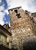 Torretta del monastero Fotografia Stock