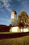 Torretta del monastero Immagini Stock Libere da Diritti