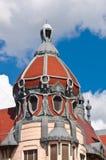 Torretta del palazzo del r-Meyer del ¡ di Ungà Fotografia Stock