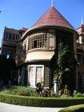 Torretta del palazzo della Winchester - San Jose immagini stock
