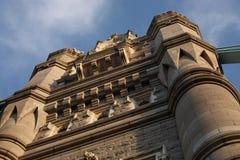 Torretta del ponticello di Londra Immagine Stock Libera da Diritti