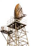 Torretta del radar Immagini Stock Libere da Diritti