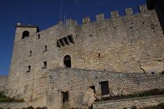 Torretta del San Marino secondo Immagini Stock