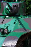 Torretta del serbatoio di esercito Fotografia Stock Libera da Diritti