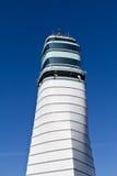 Torretta dell'aeroporto di Vienna Fotografie Stock Libere da Diritti
