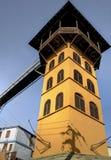 Torretta dell'elevatore Fotografie Stock