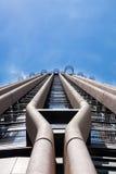 Torretta dell'ufficio del `s di Madrid Fotografia Stock Libera da Diritti